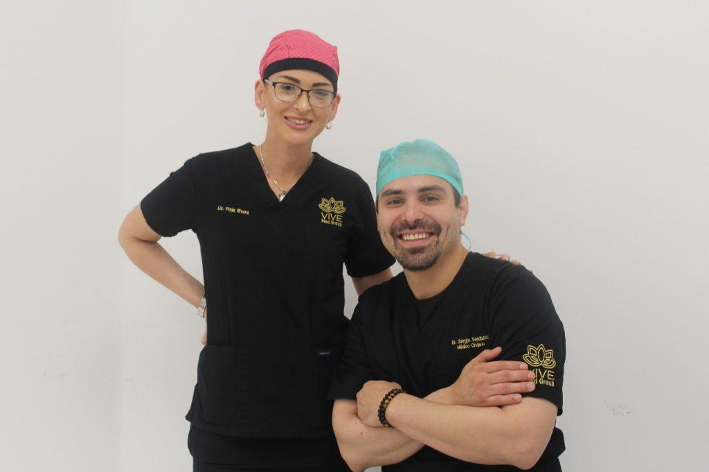 Our Founder & Director | Dr  Sergio Verduzco | Vive Medical Spa